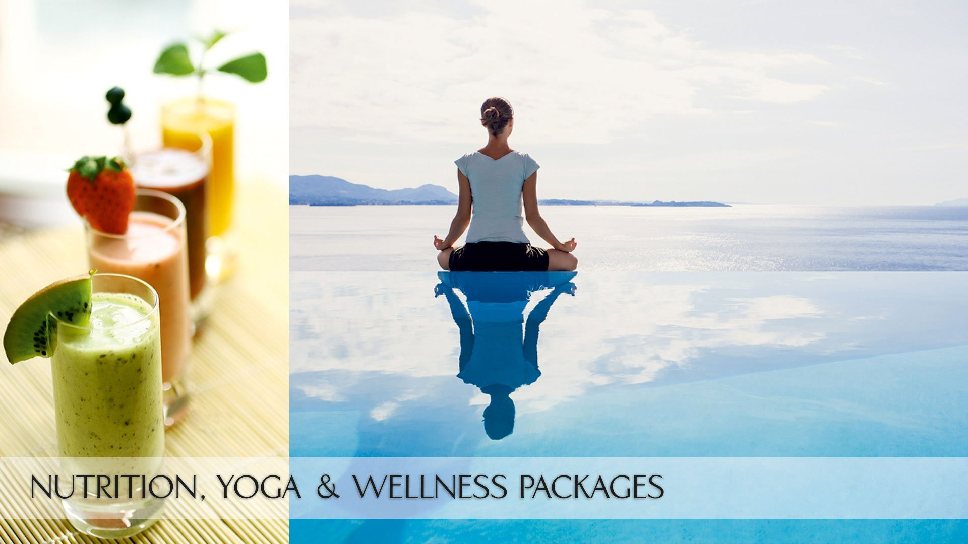 Thalasso spa atrium prestige for Health spa vacation packages